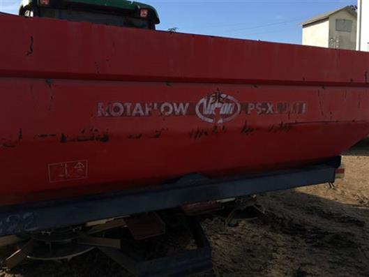 Fertilizer Spreader VICON ROTAFLOW RS XL