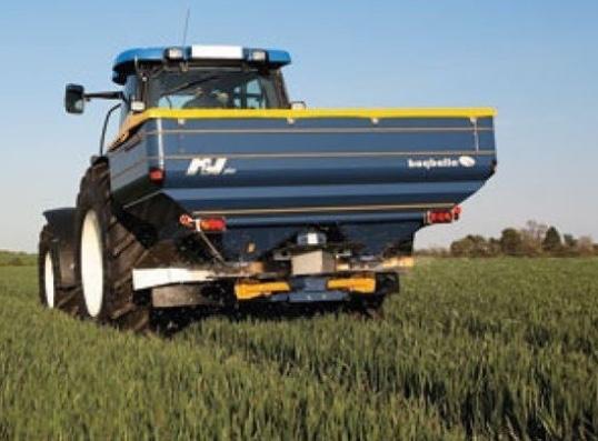 Fertilizer spreader Bogballe M2W plus Quadro