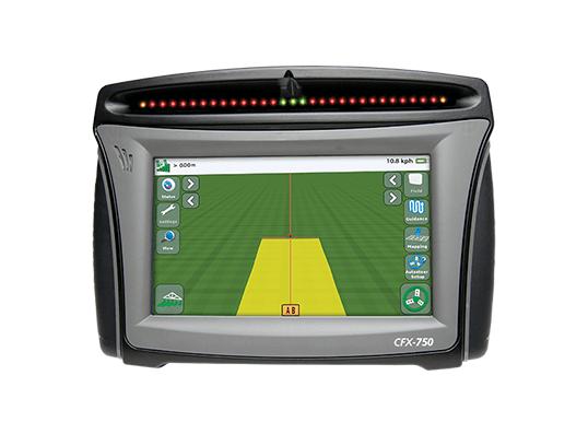 Display for navigation CFX-750