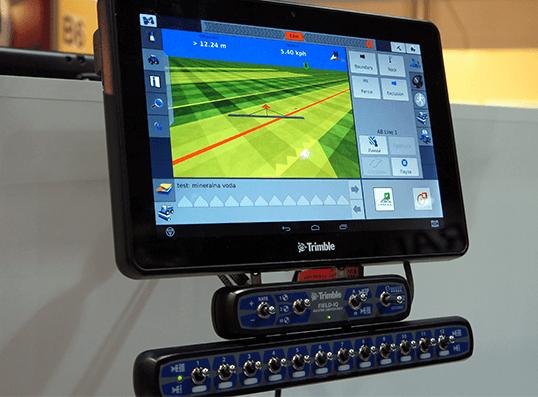 Система за контрол на материалите Field-IQ