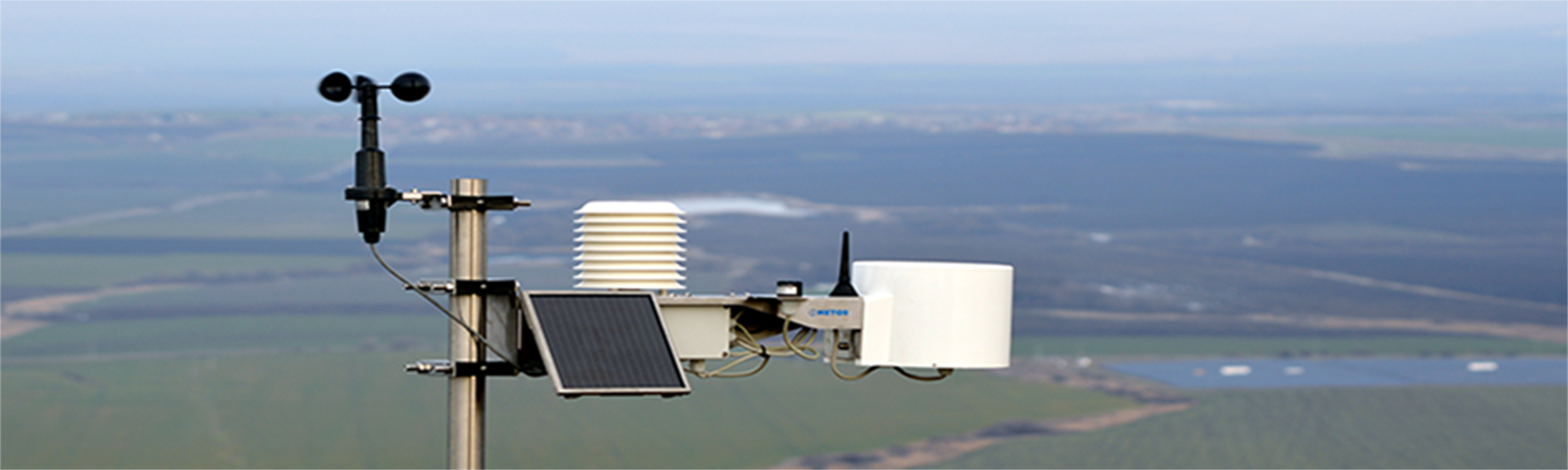 How to use Pessl Instruments meteo stations in your farm