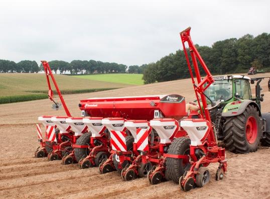 Kverneland Optima SX sowing unit