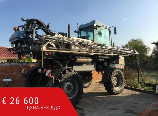 Самоходна пръскачка HARDI-EVRARD ALPHA 2500