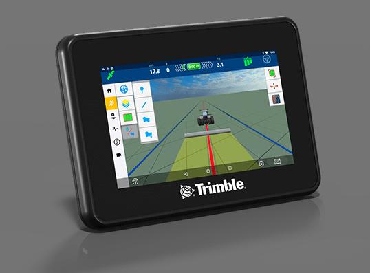 Display for navigation GFX-350
