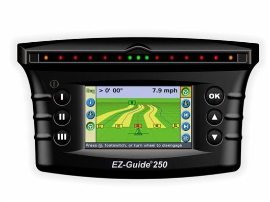 Trimble navigation display EZ-Guide 250
