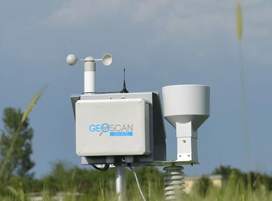 Метео станция GeoScan ONSITE
