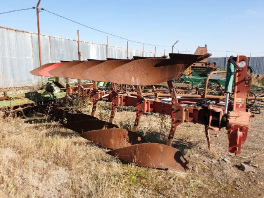 Mounted Reversible Plough Kverneland LB-85-300 5+1