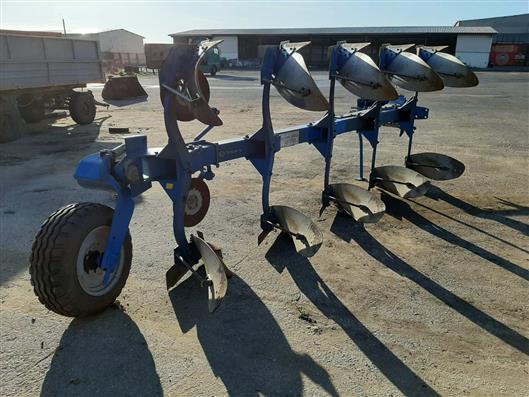 Reversable plough OVERUM XCELSIOR DX-F 5980