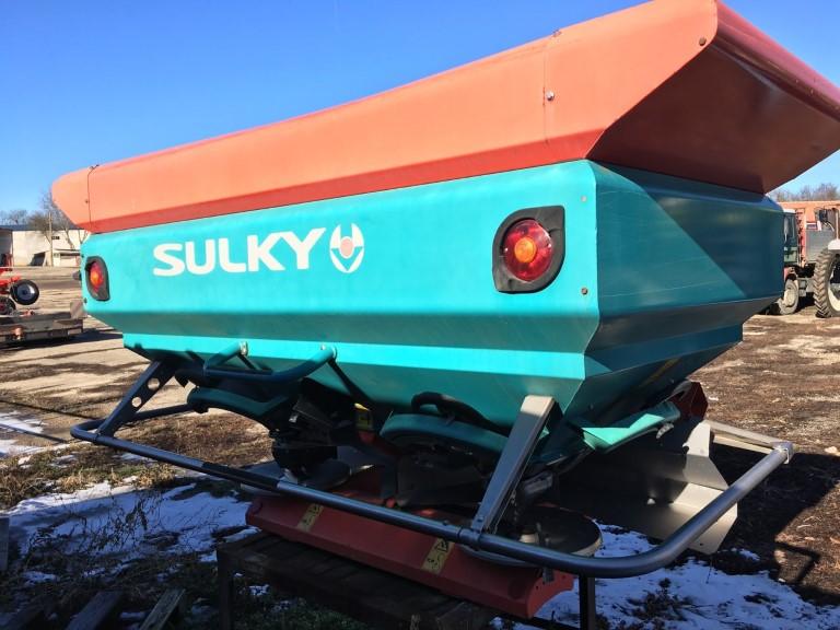 Fertilizer Spreader Sulky X36