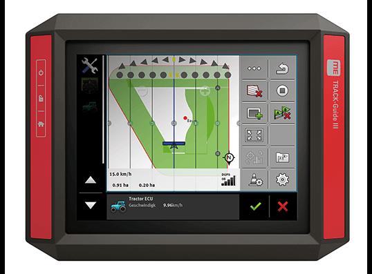 Навигационна система Muller Track-Guide III