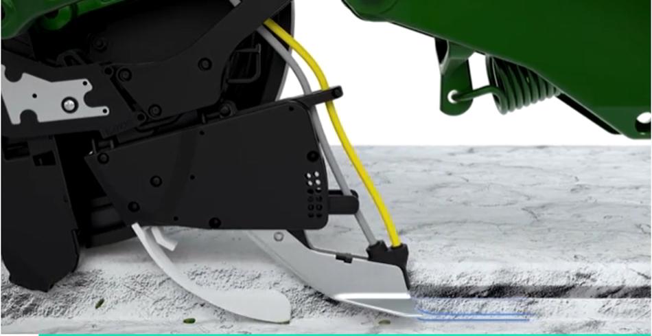 Furrow Jet Precision Planting