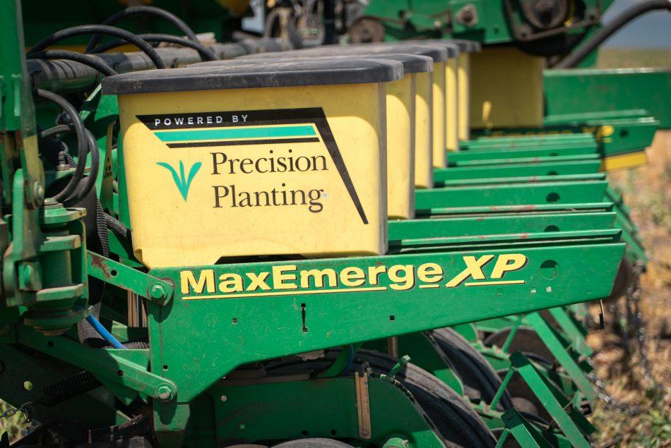 Технологиите на Precision Planting за по-прецизна сеитба