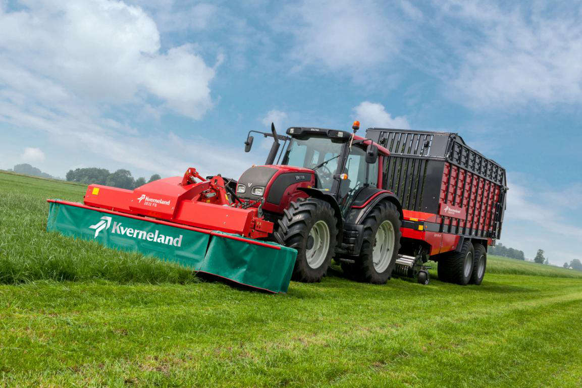 Front Mounted Disc Mowers
