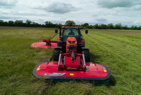 Front Mounted Disc Mower Conditioners