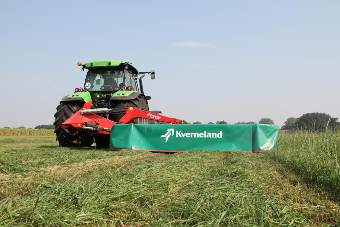 Rear Mounted Disc Mowers