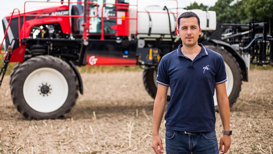 Иво Куманов: Ние вярваме, че бъдещето в земеделието е за тези наши клиенти, които умеят да смятат