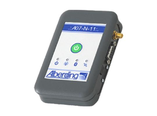 Alberding A07-MON система за телеметрия и позициониране