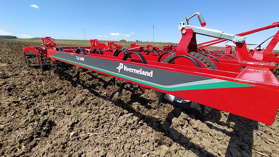 Защо да се доверим на Kverneland TLD при предсеитбената подготовка на почвата?