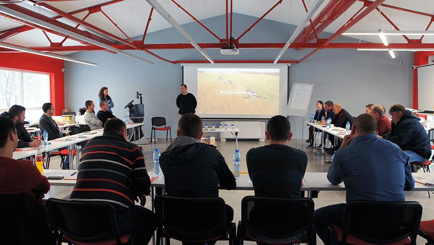 обучение за променливо торене в базата на НИК Академи